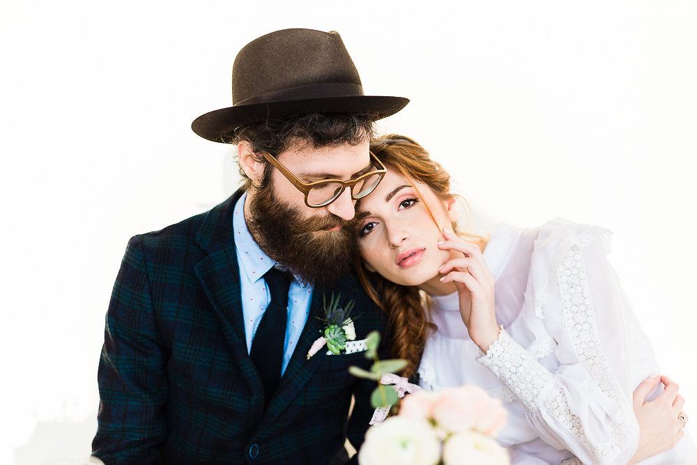 Vintage Boho Wedding Ideas // Photography ~ Lisa Digliglio