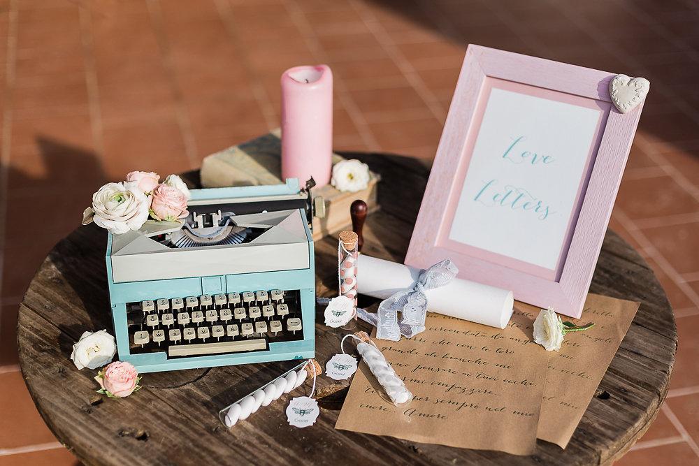 Serenity & Rose Quartz Wedding // Photography ~ Lisa Digliglio