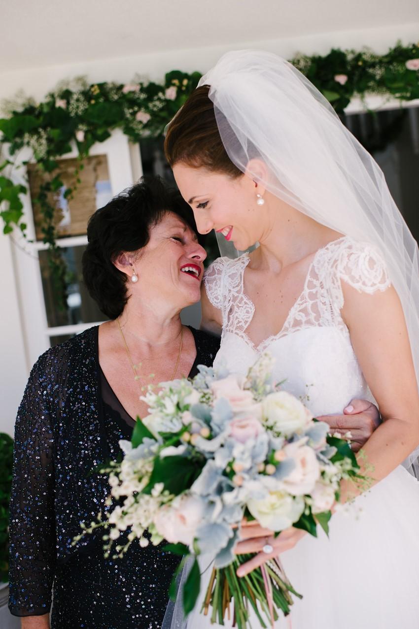 Precious Wedding Day Moments