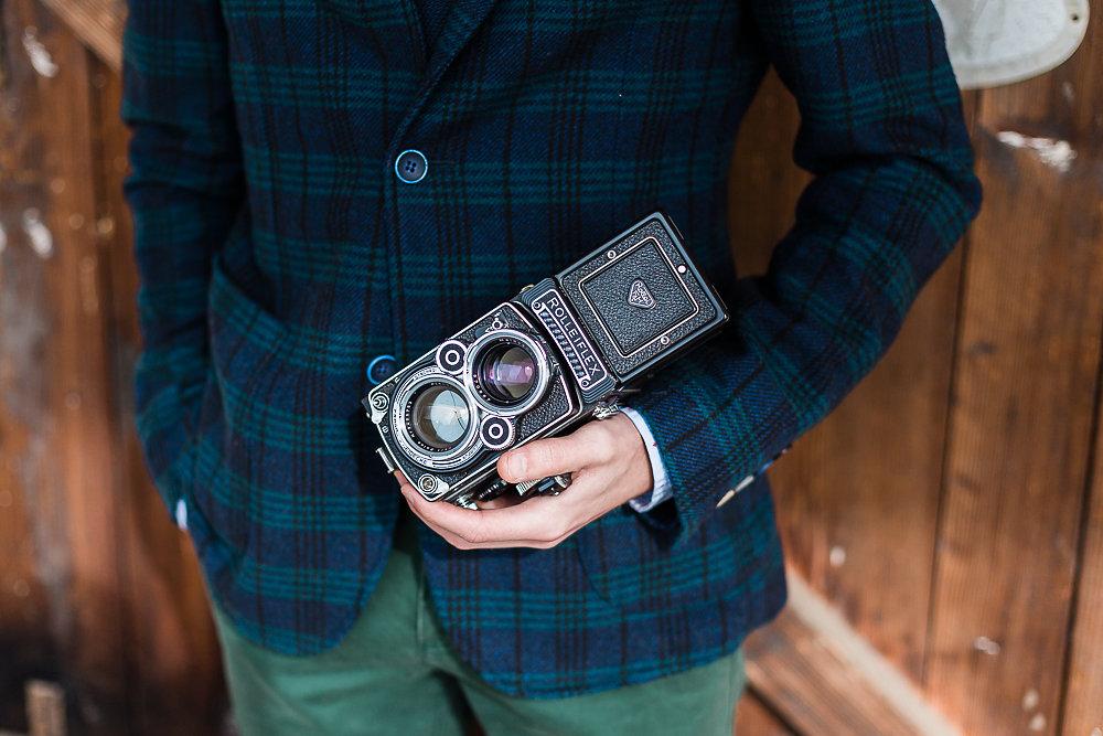 Vintage Camera // Photography ~ Lisa Digliglio