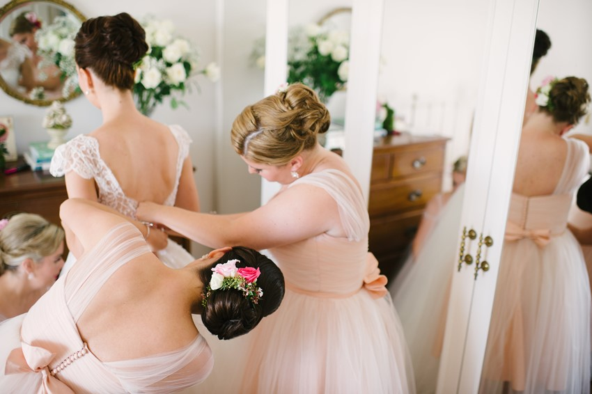 Bride Getting Ready Photography by Claire Morgan