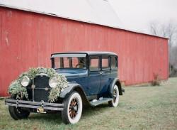 Vintage Wedding Car Photography by Shannon Duggan Photography