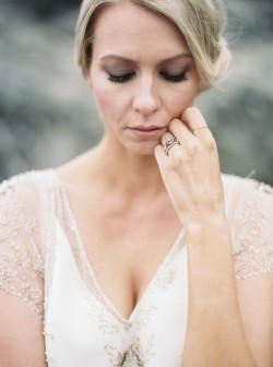 Beautiful Bridal Makeup // Photography by Taralynn Lawton http://taralynnlawton.com