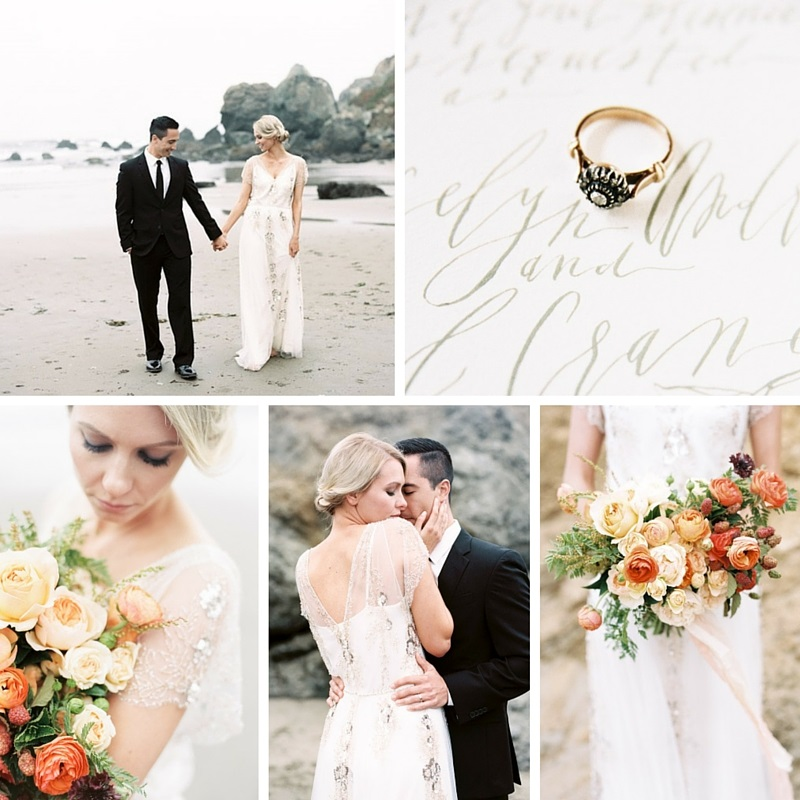 Romantic Vintage Anniversary Shoot // Photography by Taralynn Lawton