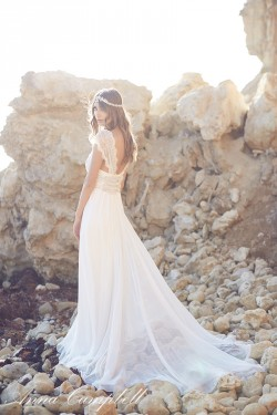 Anna Campbell Wedding Dress Coco from her 2016 Spirit Collection