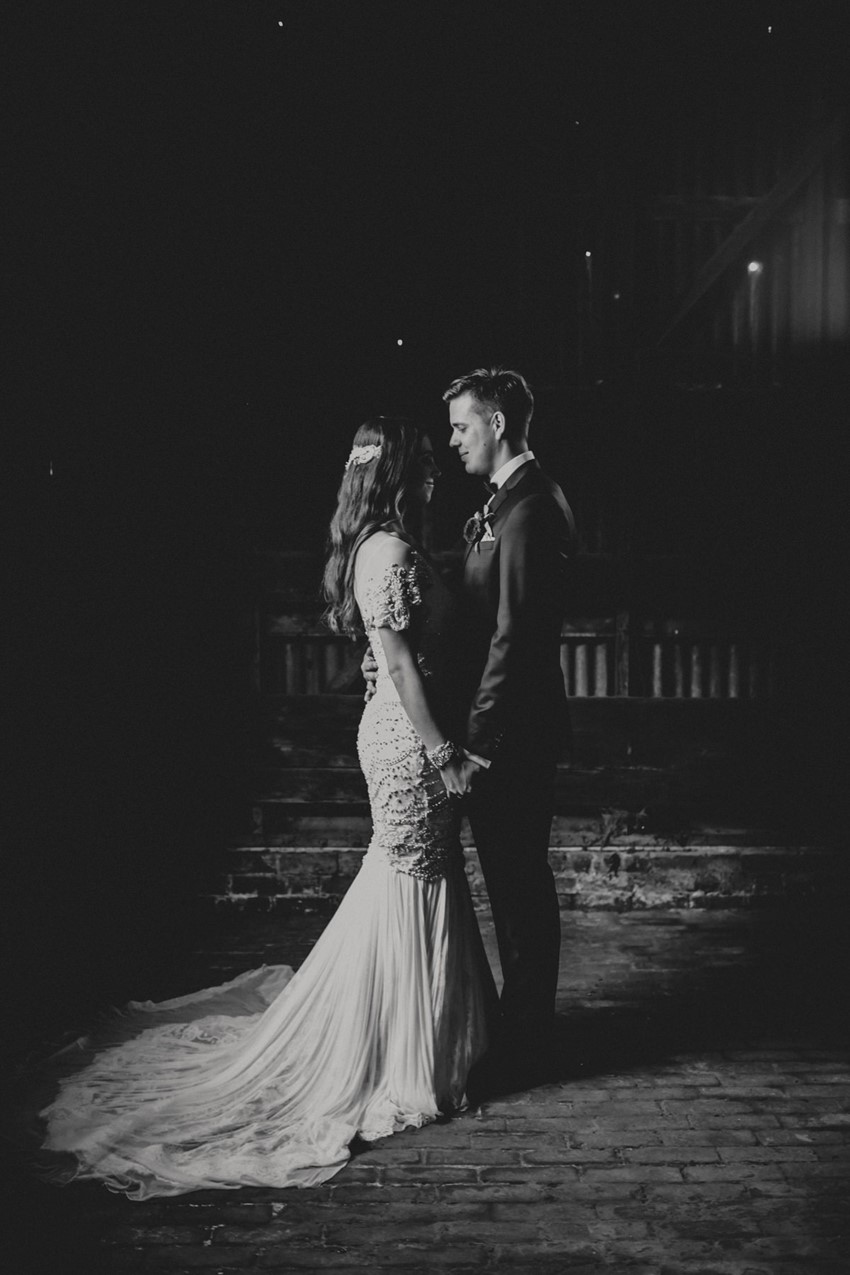 Glamorous Rustic Wedding // Photography by Brown Paper Parcel
