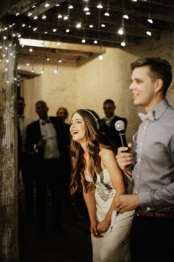 Wedding Speeches // Photography by Brown Paper Parcel