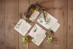 Elegant Watercolour Wedding Invitation Suite // Photography ~ Nataschia Wielink