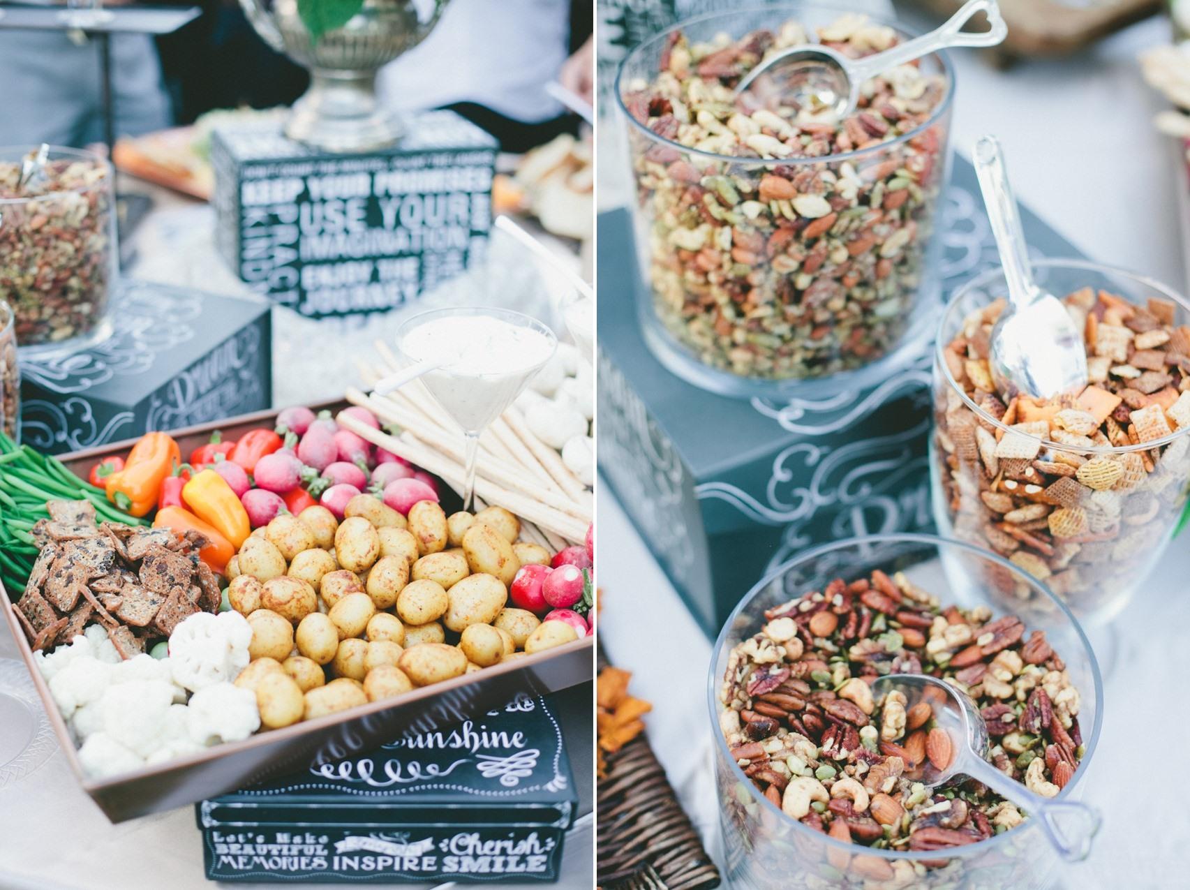 Farm to Table Wedding Reception