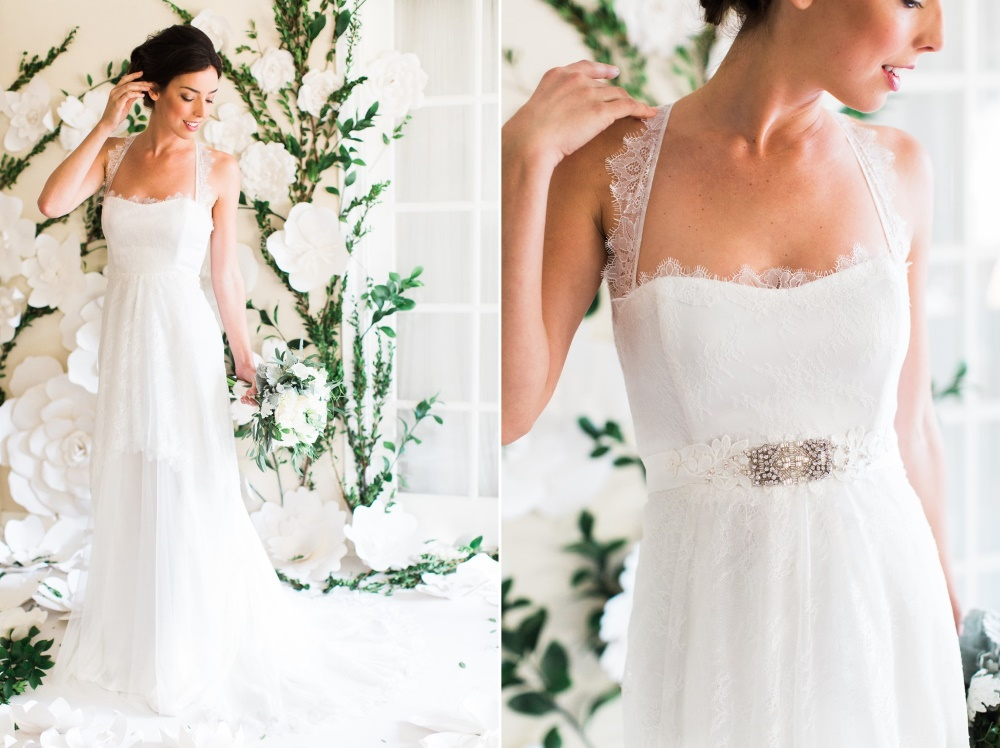 Rose & Delilah's Mia Wedding Dress