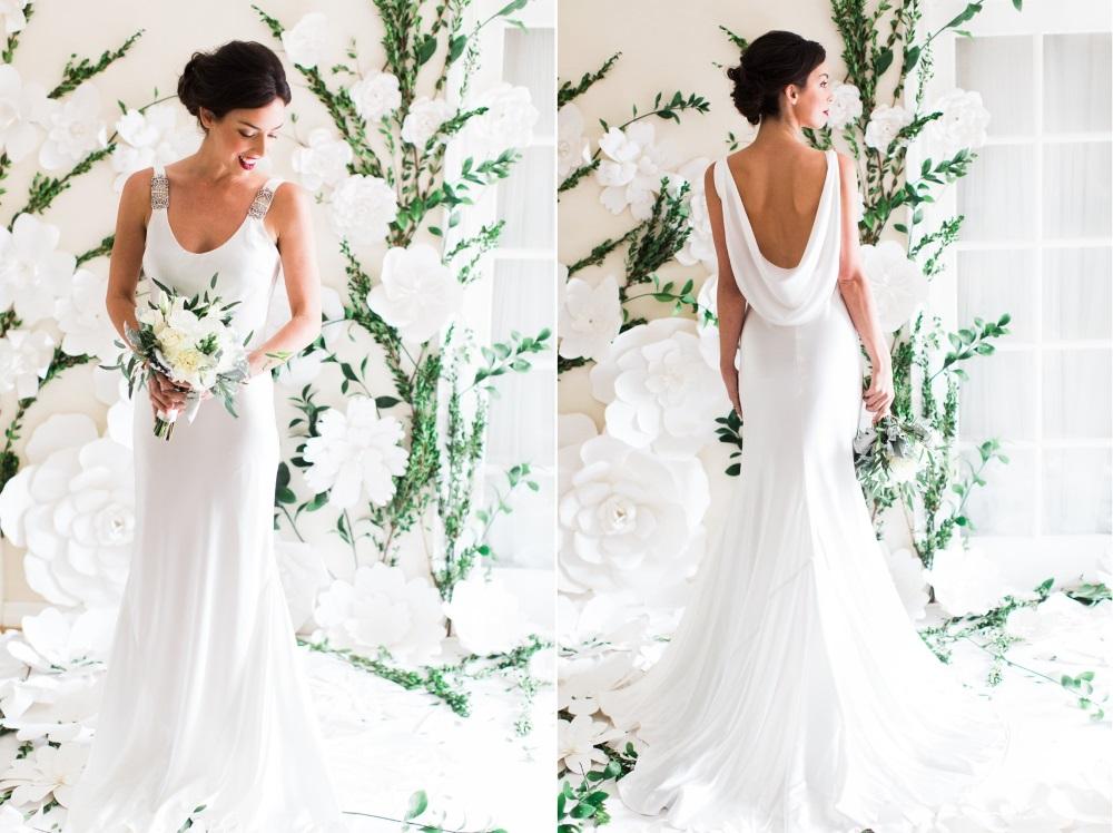 Rose & Delilah's Eliza Wedding Dress