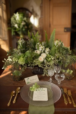 Vintage Inspired Wedding Tablesetting // Photography ~ Nataschia Wielink