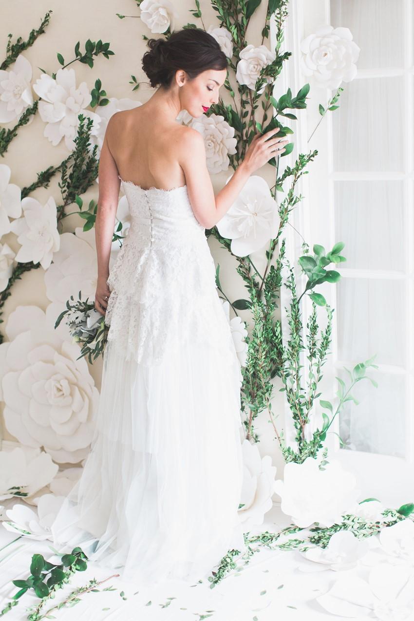Rose & Delilah's Vanessa Wedding Dress