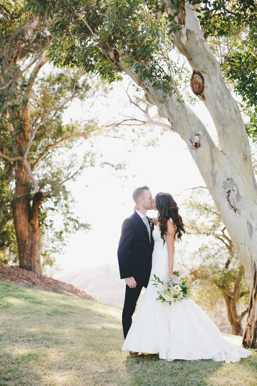 Romantic Wedding Portrait // Photography Onelove Photography