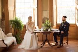 Vintage Inspired Wedding Reception // Photography ~ Nataschia Wielink