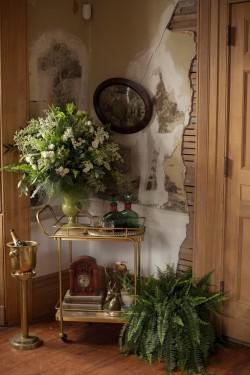 Vintage Inspired Wedding Decor // Photography ~ Nataschia Wielink