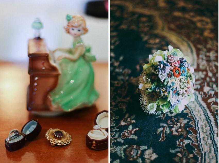 DIY Bridal Bouquet // Photography ~ Brown Paper Parcel