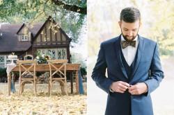 Autumn Wedding Inspiration // Photography ~ Wendy Cooper Photography