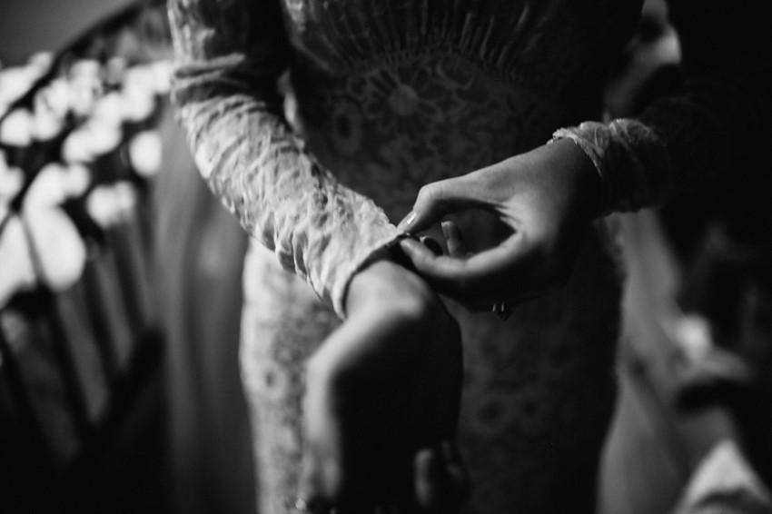Vintage Wedding Dress // Photography ~ Brown Paper Parcel