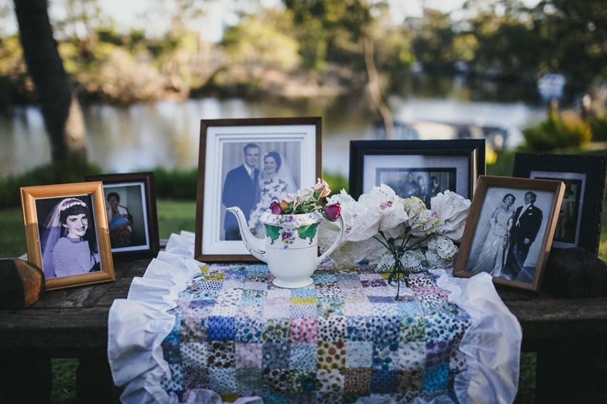 Vintage Wedding Decor // Photography ~ Brown Paper Parcel