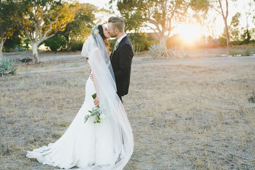 Romantic Wedding Portraits // Photography Onelove Photography
