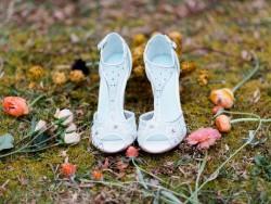 Bridal Shoes // Photography ~ Live View Studios