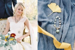 Bridal Jewelry // Photography ~ Wendy Cooper Photography