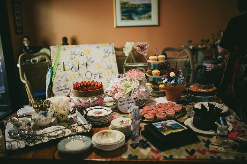 DIY Wedding Dessert Table // Photography ~ Brown Paper Parcel