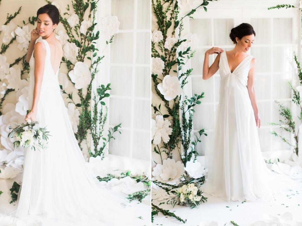 Rose & Delilah's Eva Wedding Dress