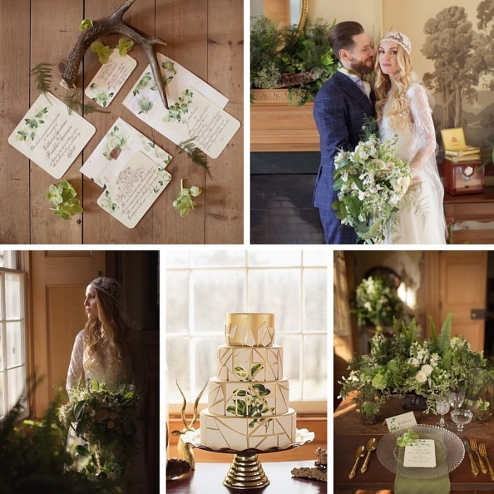 'Love Letters from Willowbank' Styled Wedding Shoot
