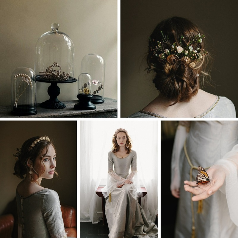 The Muses Collection from Erica Elizabeth Designs