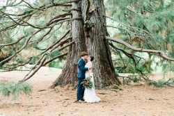 Magical Woodland Wedding // Photography ~ Maria Lamb