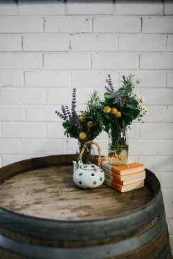 Simple & DIY Wedding Ceremony Decor