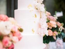 Swan Lake Inspired Wedding Cake // Photography ~ Chymo More