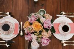 Bridal Shower Floral Centrepiece