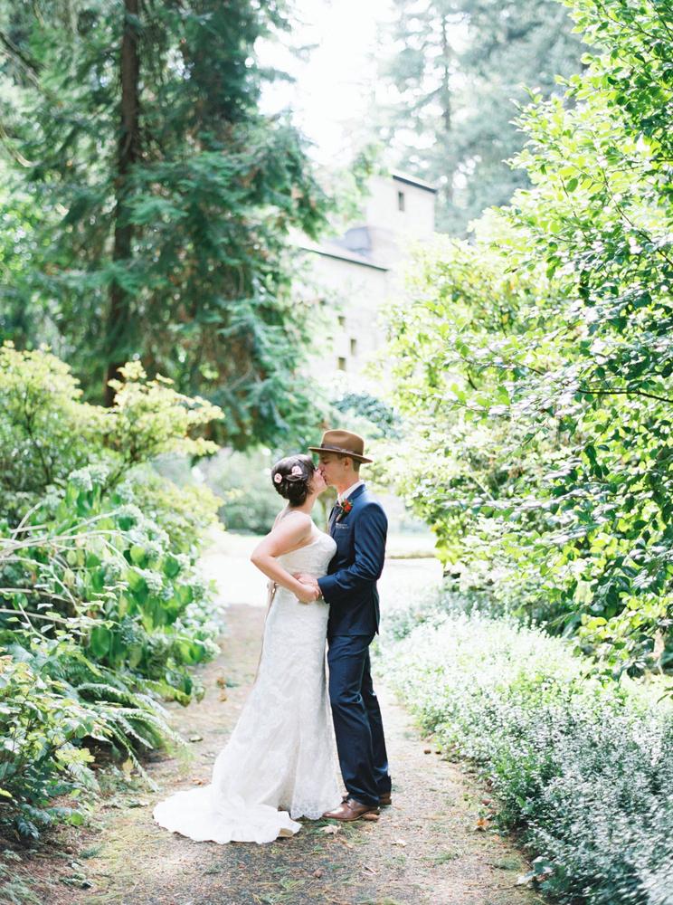 Romantic Wedding Portraits // Photography ~ Maria Lamb