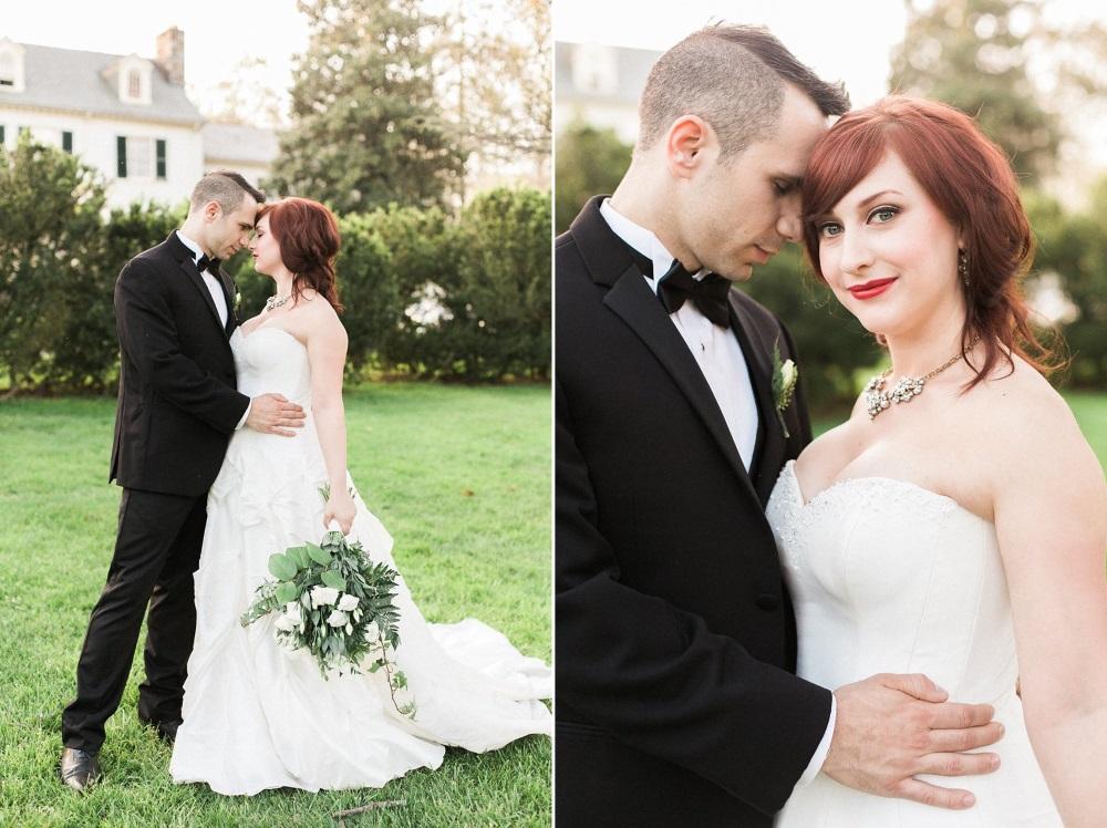 Elegant Garden Wedding // Photography ~ Sharmila Photography