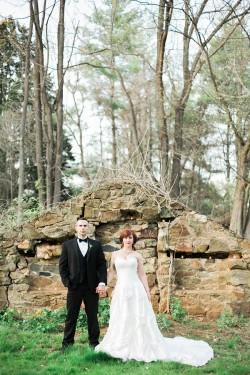 Elegant Vintage Inspired Garden Wedding // Photography ~ Sharmila Photography