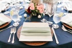 Opulent Wedding Place Setting // Photography ~ Maria Lamb