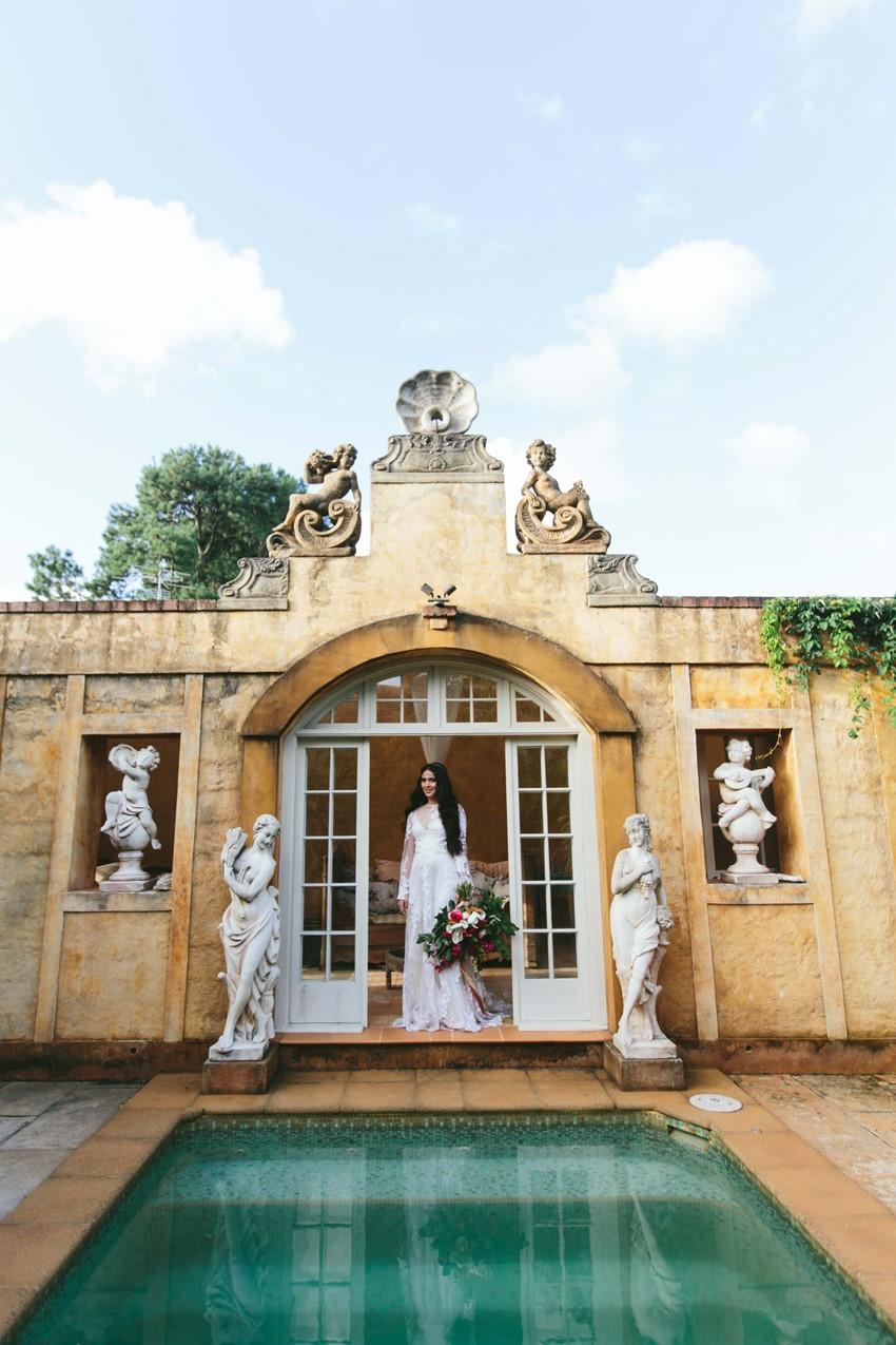 Vintage Boho Bride // Photography ~ White Images