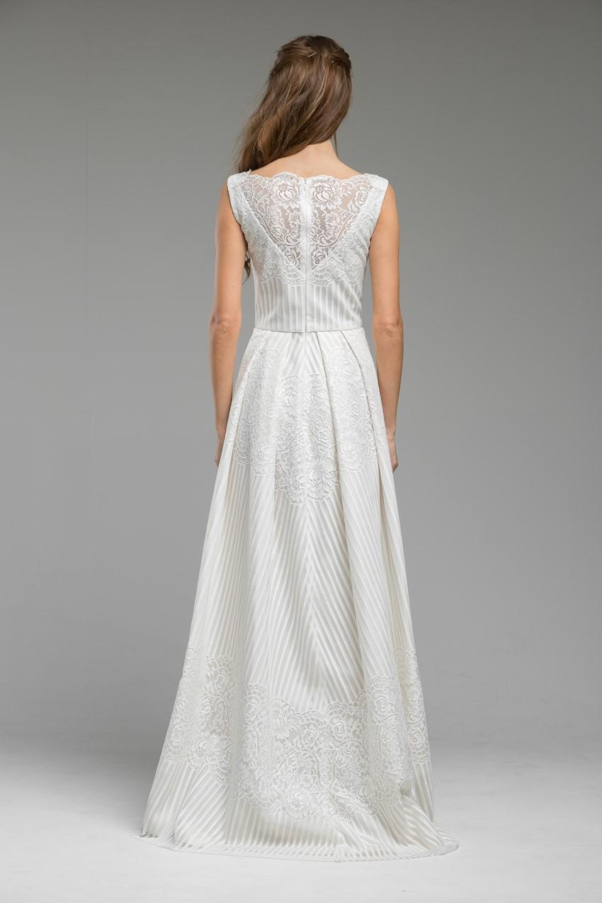 'Love' Wedding Dress from Katya Katya Shehurina's 2017 Bridal Collection