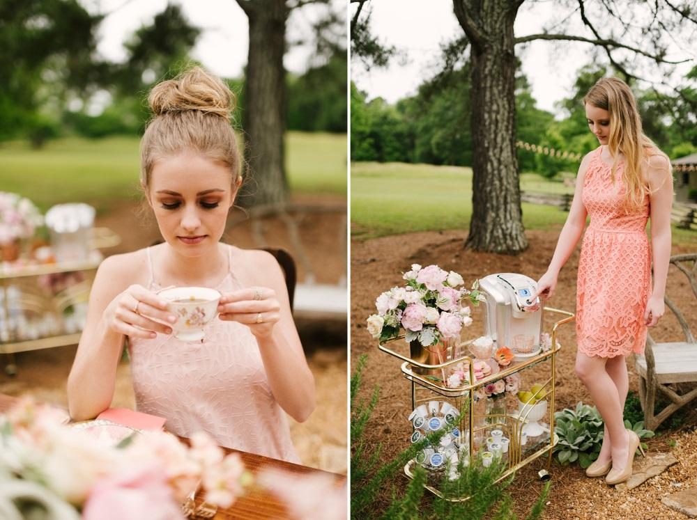 Chic Bridal Shower Ideas
