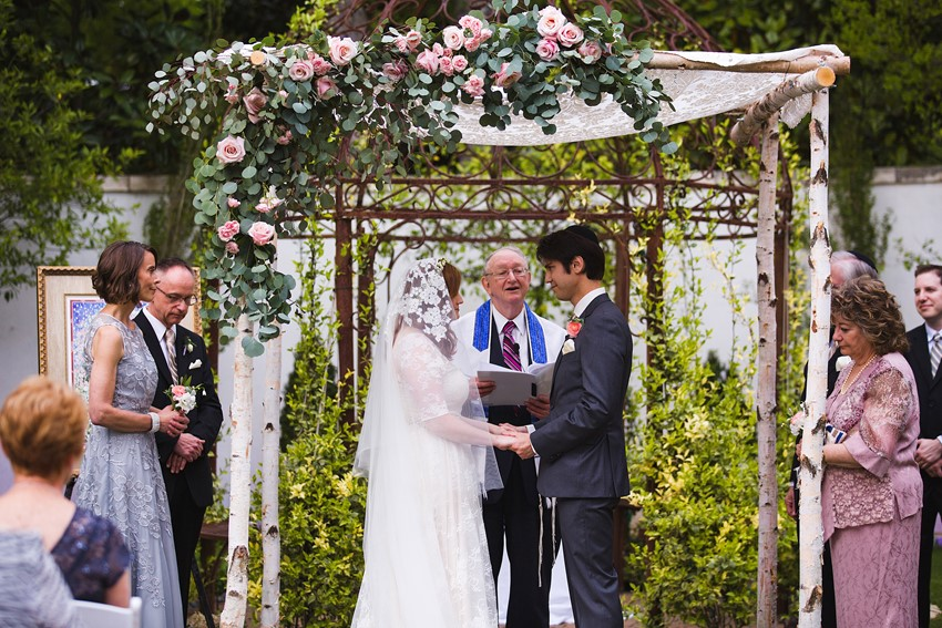 Jewish Wedding Ceremony // Photography ~ Mike Reed Photo