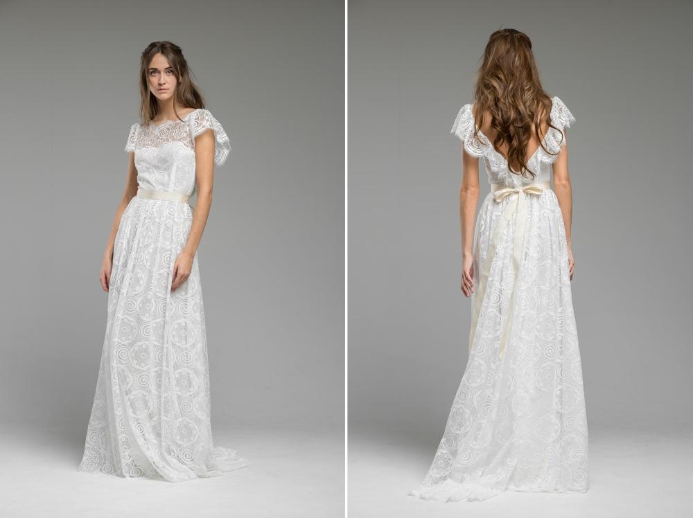 'Darya' Wedding Dress from Katya Katya Shehurina's 2017 Bridal Collection