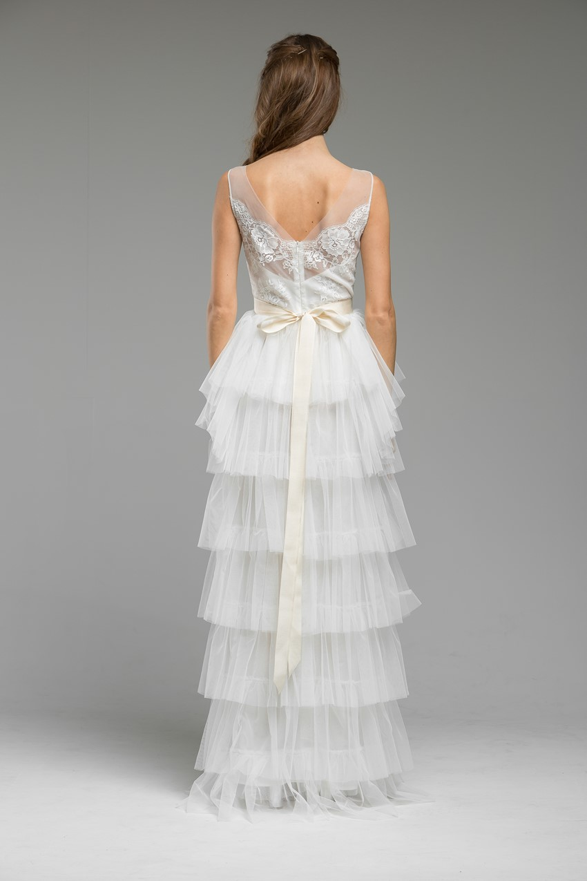 'Brynn' Wedding Dress from Katya Katya Shehurina's 2017 Bridal Collection