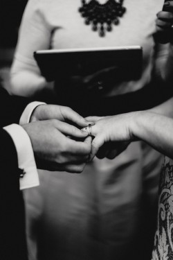 Exchanging of the rings