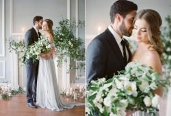 Modern Vintage Wedding Inspiration // Photography ~ Artiese Studios