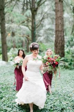 Bride & Bridesmaids // Photography ~ Maria Lamb