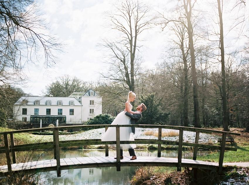 Romantic Swan Lake Inspired Wedding Shoot // Photography ~ Chymo More