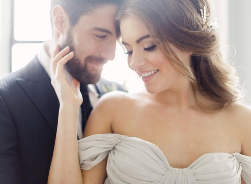 Dreamy Modern Vintage Wedding Inspiration // Photography ~ Artiese Studios